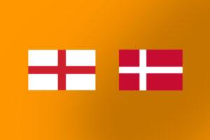 Anglia Dania kursy i zakłady